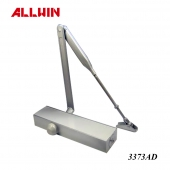 Heavy Duty Aluminum Adjustable Spring Door Closer