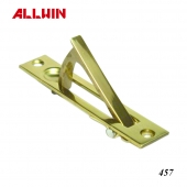 Door Edge Pull Brass Solid Handle