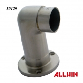 Stainless Steel Elbow Pipe Connector Flange