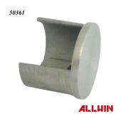 Stainless Steel Cap Railing Slot Tube Handrail Railing End Cap