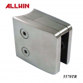Stainless Steel Radius Glass Clamp