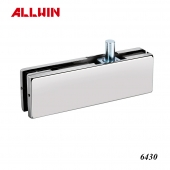 Stainless Steel Glass door Glass Clamp Pivot Patch Fitting