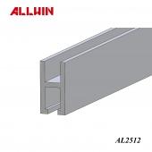 Taiwan Aluminum Extrusion H Bar Sliding Track
