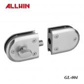 Stainless Steel Thumbturn Glass Door Locks Glass Locks