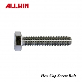 304 or 316 Stainless Steel Hex Cap Screw Bolt