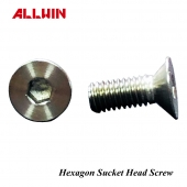 Stainless Steel Hexagon Socket Head Screw Countersunk Screw
