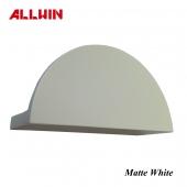 ALLWIN Electroplating Finish Color Sample Matte White