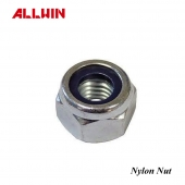 304 or 316 Stainless Steel Hex Nylon Nuts