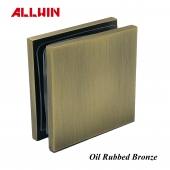 ALLWIN Electroplating Finish Color Sample Oil Rubbed Bronze