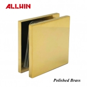 ALLWIN Electroplating Finish Color Sample Polished Brass