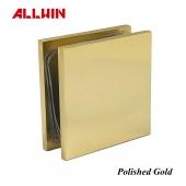 ALLWIN Electroplating Finish Color Sample Polished Gold