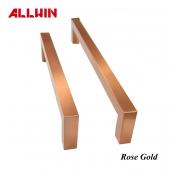 ALLWIN Electroplating Finish Color Sample Rose Gold