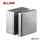 Stainless Steel Glass Adapter Glass Standoff Square Design