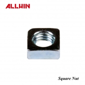 304 or 316 Stainless Steel Square Nuts
