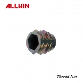 304 or 316 Stainless Steel Thread Nuts