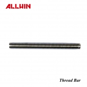 304 or 316 Stainless Steel Thread Bar