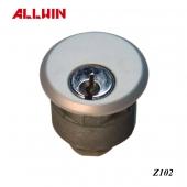 Mortise Zinc Key Cylinder