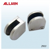 Stainless steel Flat Mini Glass Clamp
