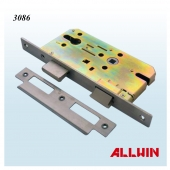 Din Mortise Door Lock