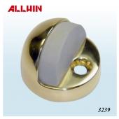 Brass Floor Dome Door Stopper