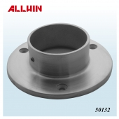 Stainless Steel Middle High Neck Wall Floor Flange