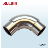 stainless steel 90 degree elbow tube connector