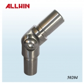 Stainless Steel Insert Adjustable Tube Connector