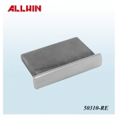 Stainless Steel Rectangular Flat End Cap