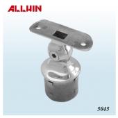 Stainless Steel Adjustable Ball Saddle Handrail Bracket