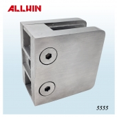 Square Shape Stainless Steel Square Post Railing Clamp