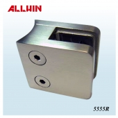 Stainless Steel Square shape Glass Railing Clamp