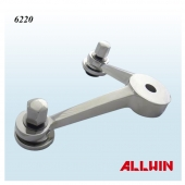 Stainless Steel Glass Arm V Regular Duty Post Mount Spider Fitting