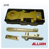 Adjustable Top Pivot Transom Floor Closer
