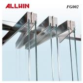 Stainless steel Folding Glass Door Sliding Glass Door system
