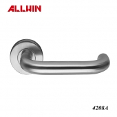 Customized Stainless Steel Lever with Round Rose