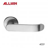 sliding Lever door handle stainless steel