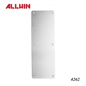 Stainless Steel door pull handle panel