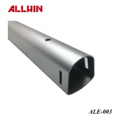 SGS Tested Customize Aluminum Extrusion Profile Tube Taiwan