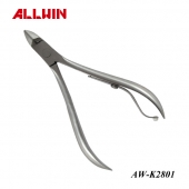 Stainless Steel Double Action Nail Clippers