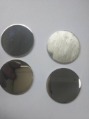 Mirror or Brushed Hair Line Stainless steel Disc