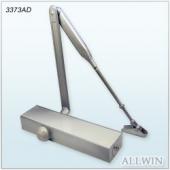 Heavy Duty Aluminum Adjustable Spring Door Closer