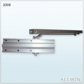 Aluminum Surface Mounted Sliding Door Closer