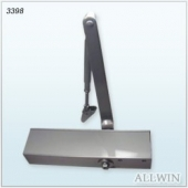 Heavy Duty Aluminum Alloy Adjustable Hydraulic Door Closer