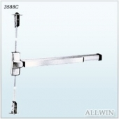 Heavy Duty Concealed Vertical Rod Exit Device