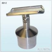 Stainless Steel Round Pipe Adjustable Saddle Bracket