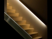 Stainless Steel LED Outdoor Lighting Handrail