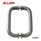 Stainless steel Back to Back Shower Door Pull Glass Handle