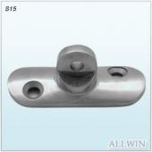 Stainless Steel adjustable Handrail Bracket Saddle