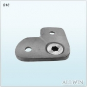 Stainless Steel Handrail Saddle