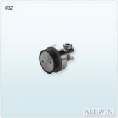 Stainless Steel Glass Swivel Connector Glass Fitting